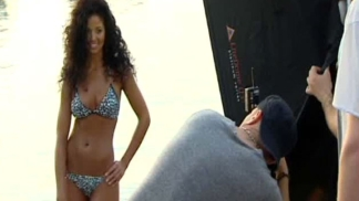 Making of 2012 Cheerleader Calendar