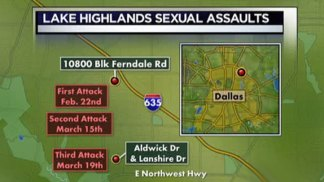 Search Continues for Lake Highlands Rapist