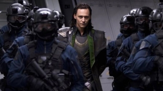 """The Avengers"" With Loki"