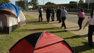 Occupy Dallas Showdown Heads to Court