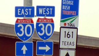 New Stretch of Bush Turnpike Opens
