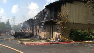 Arlington Investigating Fatal Apartment Fire