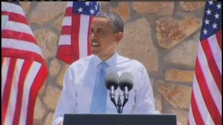 Obama Speaks from El Paso