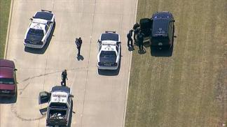Police Chase Mother Through North Texas