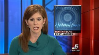 USGS Talks About Texas Quakes