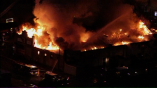 Images: 4-Alarm Fire Devours Block of Greenville Avenue