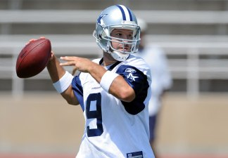 Romo Is Not The Best Quarterback In The NFC East... Not Yet, Anyway