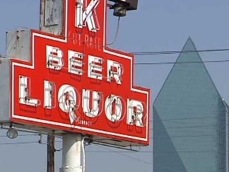 Dallas Alcohol Sales Battle Heats Up