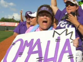 TCU Is Omaha-Bound