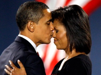 Presidential Love Story: First Couple in Photos