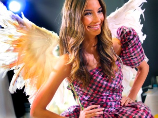 Angels Strut for TV's Sexiest Show