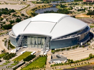 Cowboys Stadium by the Numbers