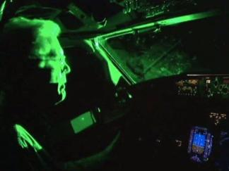 Pilot at Love Field Nearly Blinded by Strip Club