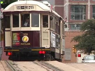 Street Cars Could Help More People Explore Dallas