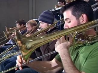 UNT Jazz Band Reels in 2 Grammy Nominations