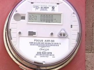 Smart Meter Security Threat