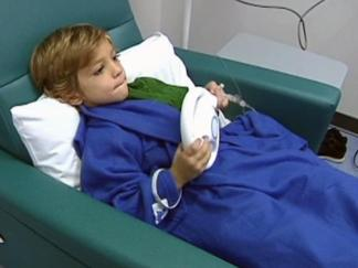 12-Year-Old Works to Get Snuggies for Child Cancer Patients