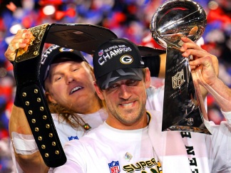 Super Bowl XLV in Photos: Green Bay Wins