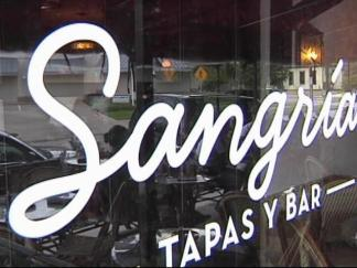Sharing is Caring at Sangria Tapas y Bar