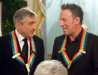 Stars Converge on D.C. For Kennedy Center Honors
