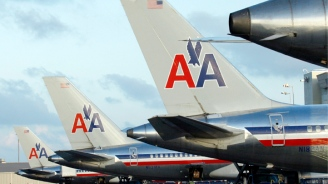 AA Pins Huge 1Q Loss on Fuel Costs