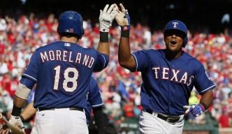 MLB Network Rankings Shun Rangers