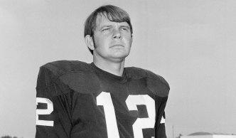 Former Raiders QB Ken Stabler Had Brain Disease CTE