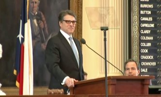 A Look Back on Governor Perry's Time in Office