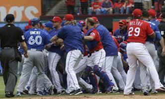 Rangers, Blue Jays Could Continue Rivalry this Postseason