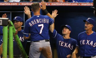 Rangers Outright Veterans to Triple-A