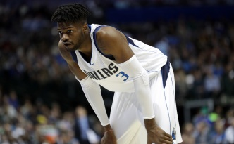 Mavs' Noel Gets 5-Game Drug Suspension From NBA