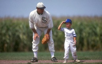 Have a Catch With Dad on Father's Day
