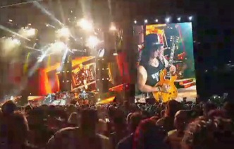 47 People Arrested at Guns N' Roses Shows in NJ