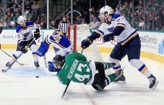 Dallas Stars Announce Qualifying Offers To 4 Players