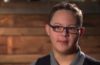 Plano Teen With Down Syndrome Models in NY Fashion Week