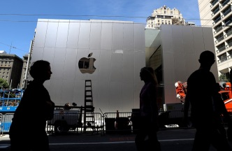 Apple Reporting Outages for Some of Its Services