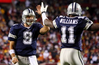 Williams-Romo Connection Flourishes In Calm of Camp