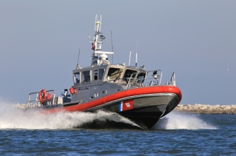 Coast Guard Seizes Mexican Fishing Boat off South Texas