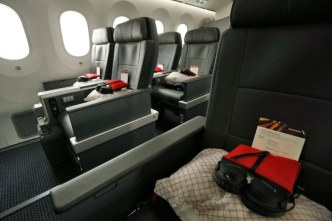 AA Previews Roomier Seats, New Plane