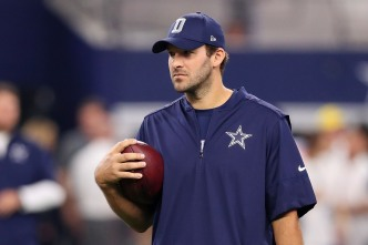 Cowboys Exploring Trading Tony Romo; QB Thanks Fans
