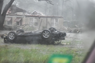National Weather Service Ranks East Texas Tornadoes