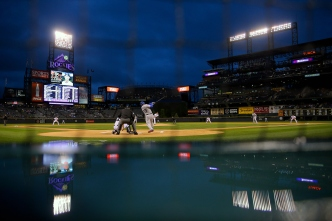 Outsider's View: Colorado's Coors Field