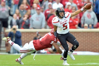 Texas Tech Attempts to Take the Next Step Under Kingsbury