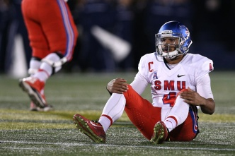 SMU Looks to Become Bowl Eligible Under Chad Morris