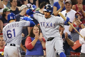 Rangers' Dominant First Half Recap