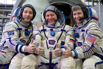 NASA Astronaut May Become Oldest Woman in Space