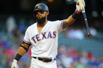 Rougned Odor Drives in 3 for Rangers in Win Over Angels