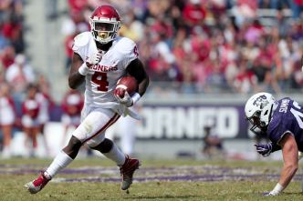 Oklahoma Rebounds from Only Loss With Win at TCU