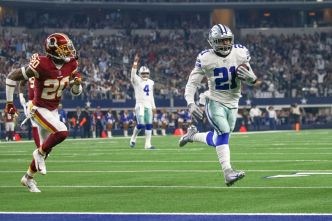 Cooper, Cowboys Join Redskins Atop NFC East With 31-23 Win