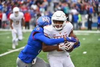 Preview: UT Regroups Vs. Kansas in Big 12 Chase